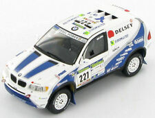 BMW X5 #221 Dakar Rally 2003 1:43 - S0492
