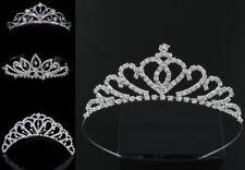Crystal Bridal Hair Tiaras