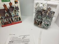 *OPEN BOX SEE PICS* Lemax Coventry Cove McMillan House 2006 Lighted Collection