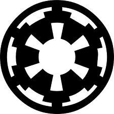Star Wars Imperial vinyl decal sticker car truck macbook - U Pick Color/Size