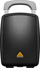 Behringer MPA40BT-PRO Bluetooth PA System w/ Dynamic Microphone, Handle & Wheels
