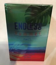 RUE 21 ENDLESS SUMMER FOR HIM (2017) LIMITED EDITION COLOGNE SPRAY 1.7 OZ. NEW.