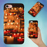 CANDLELIGHT CANDLES HARD BACK CASE FOR APPLE IPHONE PHONE