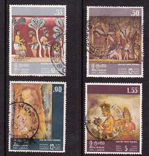 Elizabeth II (1952-Now) Used Ceylon Stamps