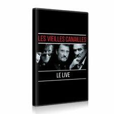 Les Vieilles Canailles - Le Live (DVD, 2019)