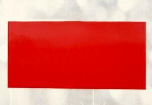 G10 Red 1x300x150mm Sheet for knife scales/handle liner/bushcraft/slingshots