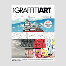 GRAFFITIARTMAGAZINE issue 46 graffiti magazin book buch france paris