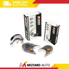 King Main Rod Bearings Fit 90-04 Nissan 240SX Altima 2.4 KA24E KA24DE