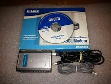 Modem ADSL D-Link DSL-200 Ver. C1 interfaccia USB