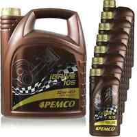 12 Litro PEMCO idrive 105 15W-40 olio motore Api Sg / CD Olio Motore Eingine Oil