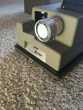 Slide Projector and accessories