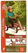 Radio Flyer Pedal Racer, Model #687 Adjustable Set Brand New In Sealed Box!!!!!!
