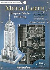 Metal Earth 3D Laser Cut Steel Model Kit - Empire State Building