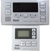 RINNAI Tankless Hot Water Heater Controller(Bath Control & Main ) MBC-100V-1US-S