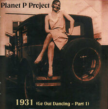 PLANET P PROJECT  1931 (Go Out Dancing Part 1) CD