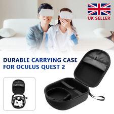 More details for vr headset storage bag waterproof eva for oculus quest 2 vr travel carrying case