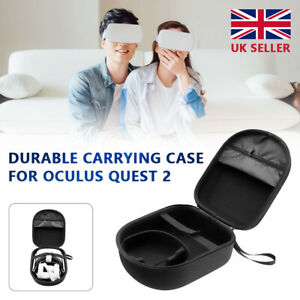 VR Headset Storage Bag Waterproof EVA For Oculus Quest 2 VR Travel Carrying Case