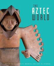 The Aztec World  (2008, Hardcover) - Brand New, Large, Sealed