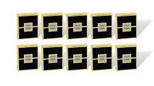 "10 Stück Chanel - ""Coco"" Parfum Miniatur Flakon á 1,5ml reines Parfum mit Box"