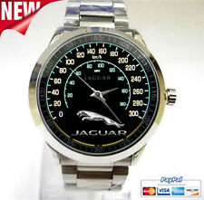 Limited! Jaguar XF AWD speedometer Sport Metal Watch Mens Wristwatches