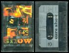 Philippine Made THE CURE Cure Show  New Wave Cassette TAPE