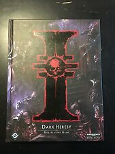 Dark Heresy Core Rulebook RPG 2nd edition OUT OF PRINT - NEW