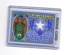 2006-2007 Bowman Basketball Rajon Rondo McDonalds All American Celtics Jersey RC