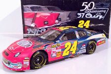 "JEFF GORDON #24 2007 CHEVROLET MONTE CARLO DUPONT '57 CHEVY ""50th ANNIVERSARY"""