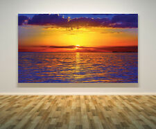 Not Framed Seascape Poster Print Canvas Large Wall Art Home Decor Pictures