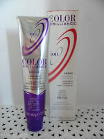 ion Color Brilliance CREME permanent Hair Color tube 2.05 oz YOUR CHOICE @