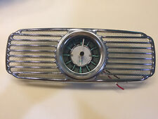 High Quality 1953-57 Volkswagen Oval Beetle Bug Type 1 Grill & Clock