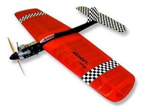 Berkeley Lancer #BER134 Control Line Balsa Wood Model Airplane Kit Profile-Fuse