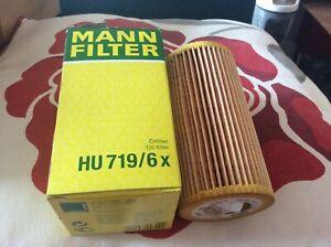 MANN HU719/6X Oil Filter