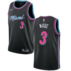 Dwayne Wade Miami Heat Vice city jersey