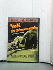 Yeti der Schneemensch DVD Neuwertig