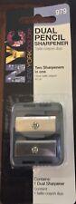 1 NYC Dual Pencil Sharpener - 2 Sharpeners in 1