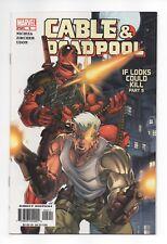 Cable & Deadpool #5 (Marvel 2004) 1st Print (NM-)