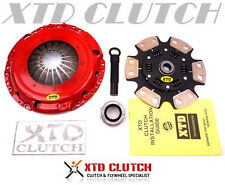 XTD STAGE 3 CLUTCH KIT GOLF GTI JETTA PASSAT GLX CORRADO SLC VR6 2.8L 12V SOHC