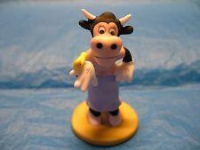 Rare Franklin Mint - Disney - Clarabell Cow Porcelain figurine - ( NEW )