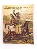 The American West Magazine Volume 3 No 3 1966 Saddles Father Kino Zuni Chihuahua