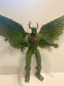 DC COLLECTIBLES NEW 52 SWAMP THING DELUXE ACTION FIGURE COMICS LOOSE 2013