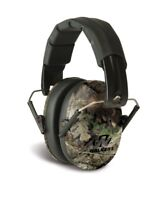 NEW! Walker's Low Profile Folding Muff (Mossy Oak Camouflage) GWP-FPM1-CMO