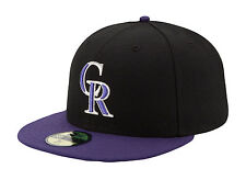 size 40 5abf8 4df35 59fifty Baseball Fitted Hat Size 8 Colorado Rockies