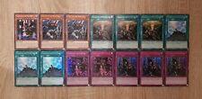 Yu-Gi-Oh! Finsterlord / Darklord - Deck / Core / Set Ixchel ALLE Deutsch + TOP Z