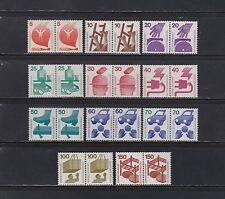 Postfrische Briefmarken aus der BRD (1970-1979) mit Technik-Motiv