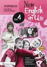 NEW ENGLISH IN USE 4º ESO WORKBOOK. NUEVO. Envío URGENTE. LIBRO DE TEXTO