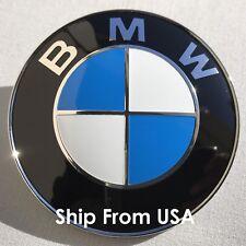 BMW 82mm Blue White Front Emblem E60 E63 m5 m6 550i 545i 645i 650i 745i 750i X5