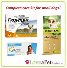 Frontline Plus for small dog up to 10kg,Valuheart Blue,Drontal Small dog/puppy