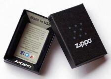 Zippo Feuerzeug Brass high polished, Messing poliert Nr. 60001166 Neu