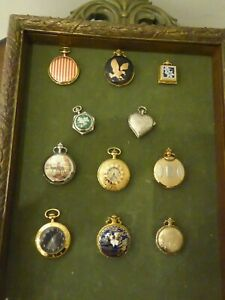 Choice Of Attractive Vintage Style Pocket / Fob Watches